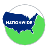 Nationwide Cell Coverage Map | Tracfone Wireless