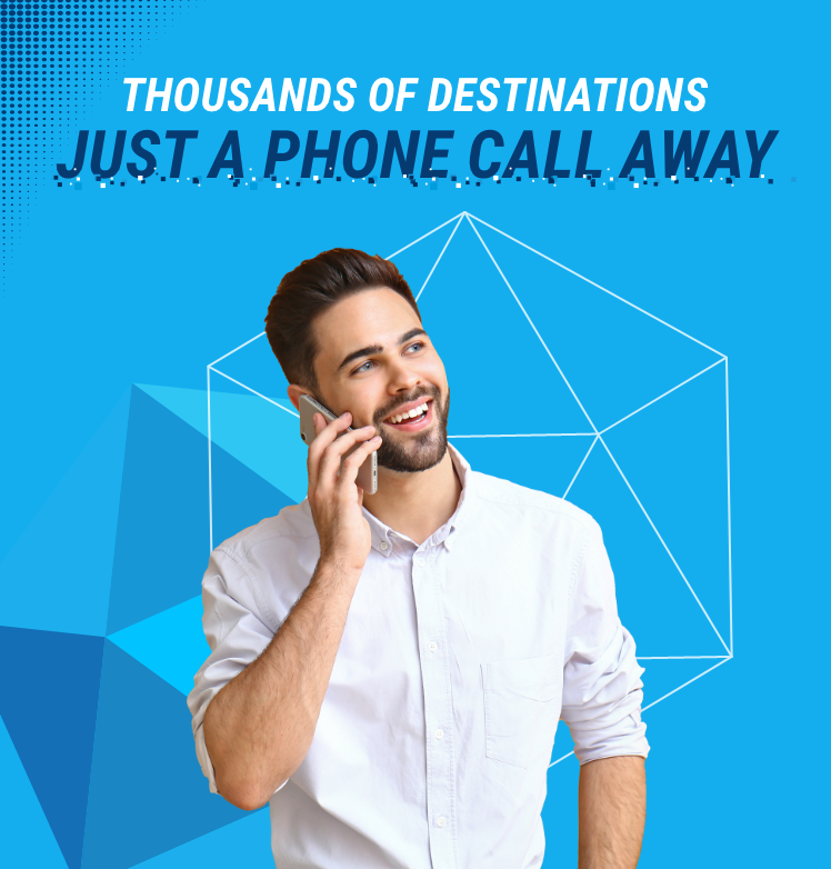 View Our International Calling Plans & Rates