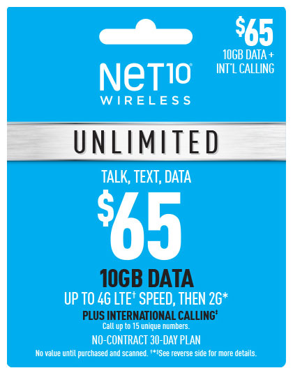 View Our International Calling Plans & Rates | Net10 Wireless