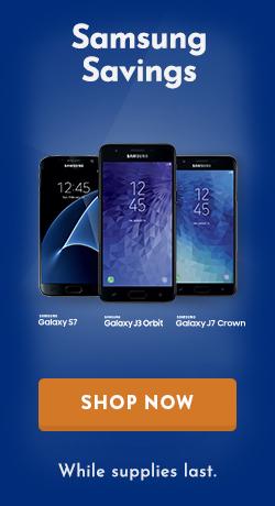 Samsung Holiday Savings