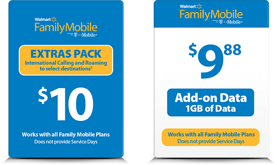 Shop No Contract Phones and Plans | Walmart Family Mobile